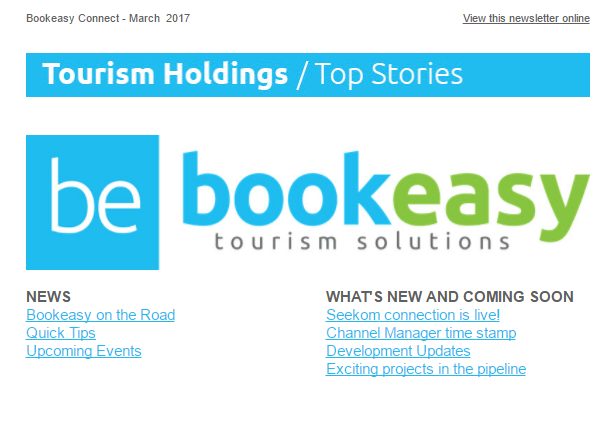Bookeasy Connect March Edition Out Now!