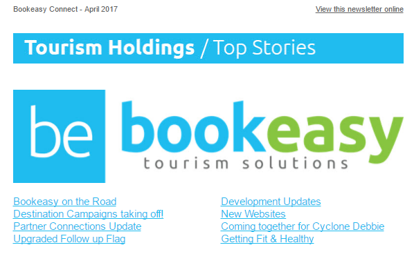 Bookeasy Connect April Edition Out Now!