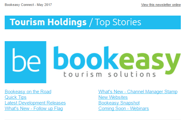 Bookeasy Connect May Edition Out Now!